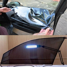 Removable Decorative car window static cling self adhesive glass film