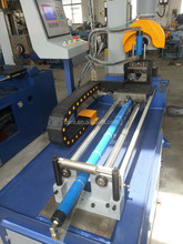 Hot!! Years exporting world wide fully automatic pipe cutting machine