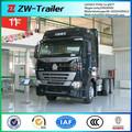 2014 de China HOWO A7 SINOTRUK 420HP 6X4 CABEZA DE CAMIONES TRACTOR para la venta