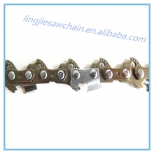 "professional manufacturer 3/8"" LP saw chain for garden tools wholesale"