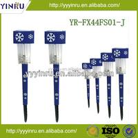 YINRU-Plastic powerful mini solar lawn bright lighting,outdoor garden solar led lamp