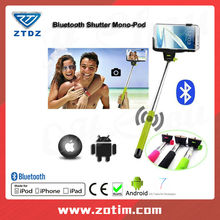 Wholesale Smartphone Bluetooth Camera Wireless Monopod
