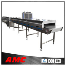 ISO Approved Cooling Tunnel For Bread/Chocolate/Candy/Biscuit Supplier