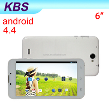 6 Inch OEM Android Tablet,5MP Camera 3G Calling CDMA GSM 3G Tablet PC