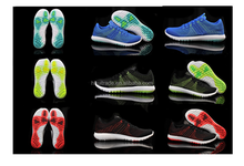 2015 flyknit shoes running men jogging shoes men free running sneakers for sales