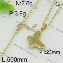 Wholesale jewelry in stocks turquoise necklace for lovers