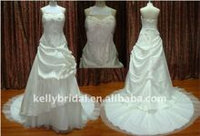 two pieces bridal gown 2012 15 bones inner