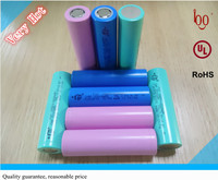 Hot sell 2000mAh 18650 3.7V cylinder lithium ion lithium battery