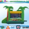 2015 hot sale jungle inflatable bounce castle, cheap inflatable bouncers for sale, inflatable bouncy house