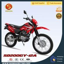 200CC 250CC Dirt Bike New Model XR250 Tornado Motocicleta