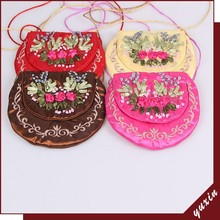 Coin bag coin pouch Gift pouch beads pouch mang color SH0049