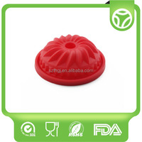 Special new coming silicone mini square shape cake cup