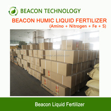 Hot sell liquid amino acid Nitrogen iron fertilizer chelated iron fertilizer