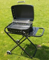 Indoor and outdoor BBQ grill bar type portable BBQ Grill