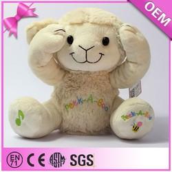Animal plush toy/voice recording plush toys,toys free samples