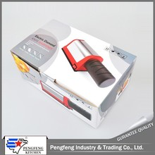 China factory Packaged kitchen knives sharpener