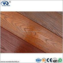 The professional supplier custom pvc floor tile like wood
