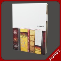 promotional printed PU notebook / Agenda / Diary for gift