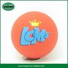 60mm rubber bouncing ball print