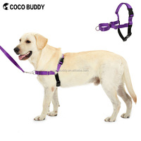 100% Pure Nylon Easy Walk Dog Harness Dog Training