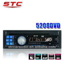 NEW & PRIVATE Universial touch screen car dvd player STC-5208 one din dvd player for honda accord