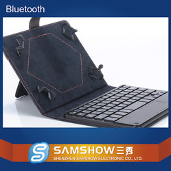 """Bluetooth Klaviatuur Flexible Compatible With 9"""" To 10"""" Tablets Mechanical Keyboard"""