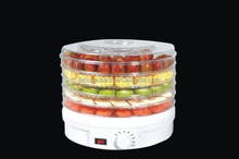 Dehydrator - Electric Professional Grade Food Dehydrator with Four Trays By Good Cooking