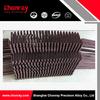 High temperature furnace resistance metallic heater