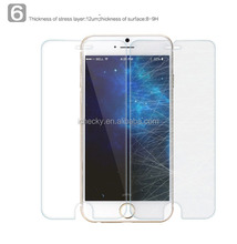 adhesive for iphone 3g touch screen 2015 new chinese tempered glass screen protector