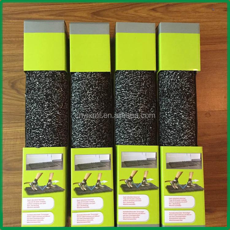 Многоцветный твист пряжа для ковер, хлопчатобумажной пряжи витая