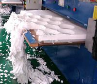 China Hot Sale Cardboard/EVA Foam/fabric/paper jigsaw puzzle die cutting machine