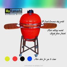 Kamado grill ceramic green egg kamado ceramic grill charcoal grill no smoke