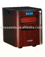 Portable Infrared Heater w/ UV air purifier and humidifier