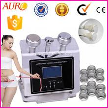BIO electric vibration RF lymph drainage beauty instrument Au-826