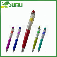 2015 new style ball pen with led light