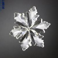 Christmas snowflake pendant /Annual Celebration decoration crystal pandents