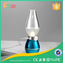 2015 NEW Brand blowing table lamp gift alibaba blow control lamp