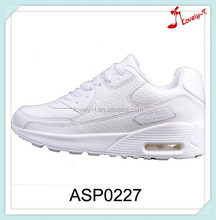 good quality factory wholesale PU upper new air athletic work shoes