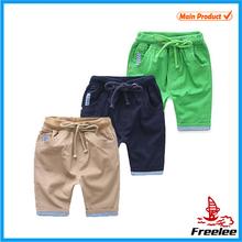 2015 Teen boys casual shorts, photo children in shorts