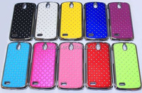 Luxury Bling Diamond Crystal Star Hard Case Cover For Huawei Ascend G610 Case