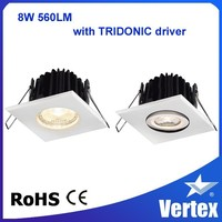Dimmable and CE ROHS EMC LVD approved foshan led lighting