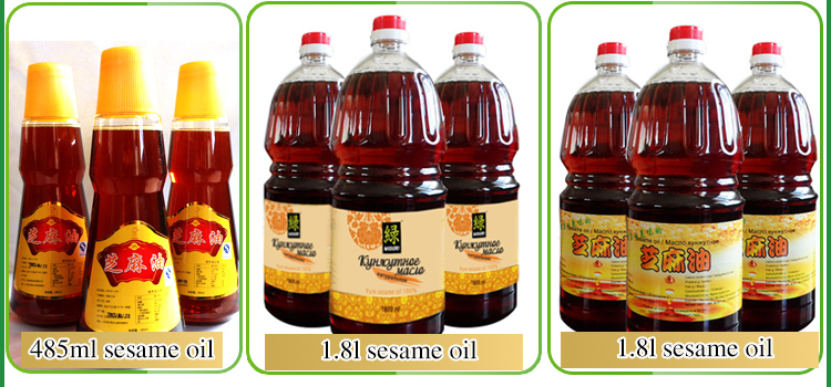 high quality sesame oil Refined Pure Gingelly Oil.jpg