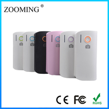 Electronics new products Ultra thin mobile phone power bank OEM LOGO