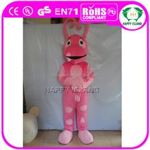 HI EN71 backyardigans mascot costumes, cheap mascot costumes,funny mascot costumes