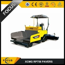 XCMG 3-7.5m working width multi-function asphalt concrete paver RP756