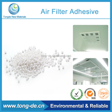 Made in china EVA Air filter Adhesive Glue for filter Factory