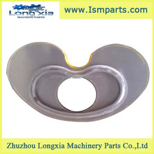 Spare parts for concrete boom pump