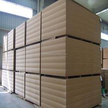 Mdf cru plain mdf 1830 x 2440 em alta qualidade