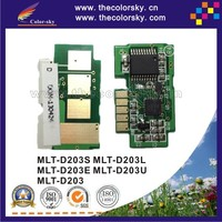 (TY-S203) reset printer toner chip for Samsung MLT-D203S MLT-D203L MLT-D203E MLT-D203U MLT-D203 MLTD203S MLTD203L 3k/5k/10k/15k