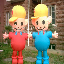 Advertisting inflatable cartoon for party